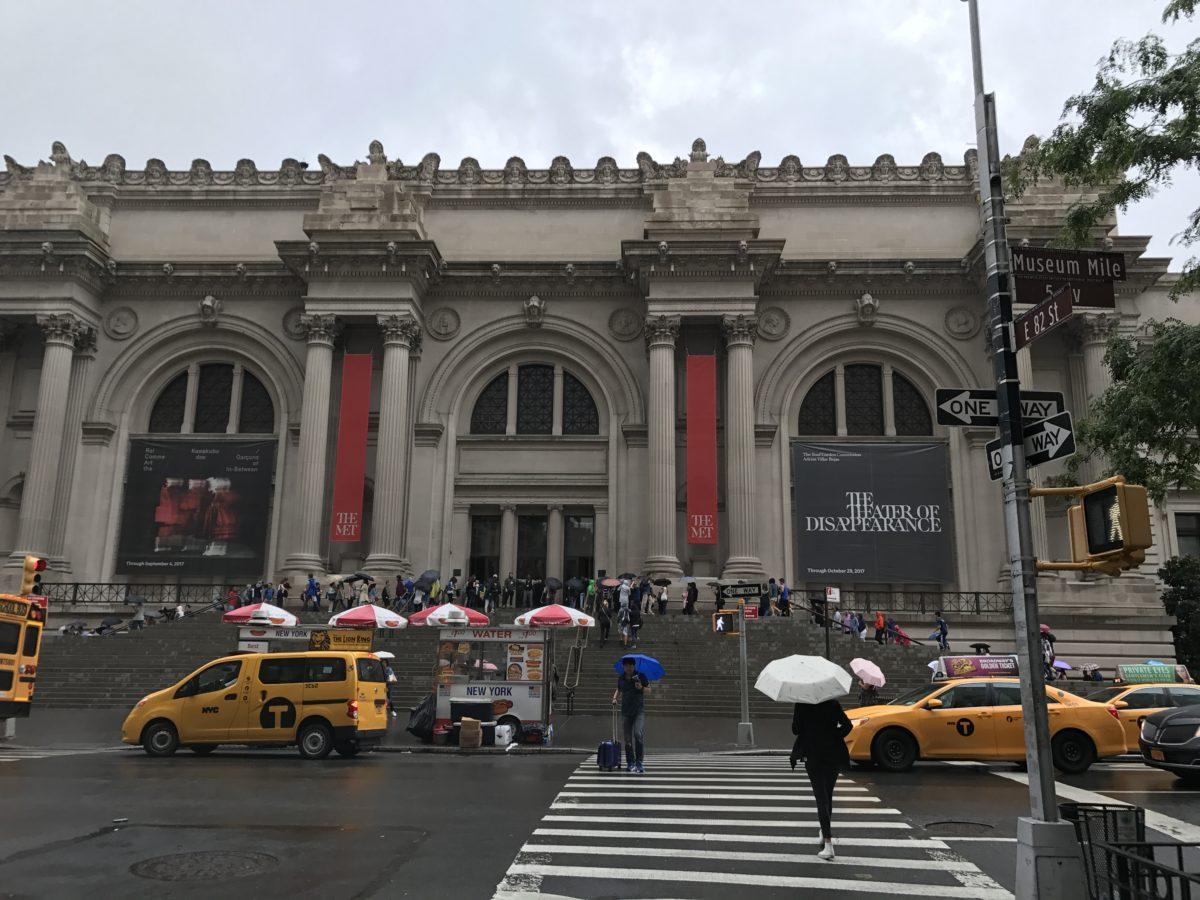 夏休み2017~アメリカ旅行!~ニューヨークpart9~メトロポリタン美術館~