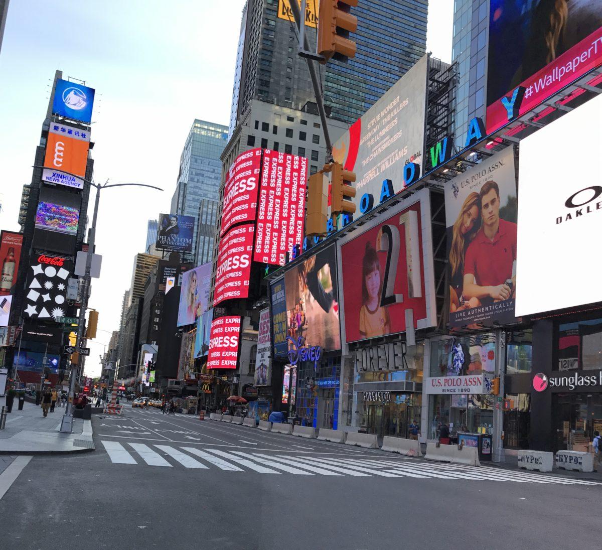 夏休み2017~アメリカ旅行!~ニューヨーク part1