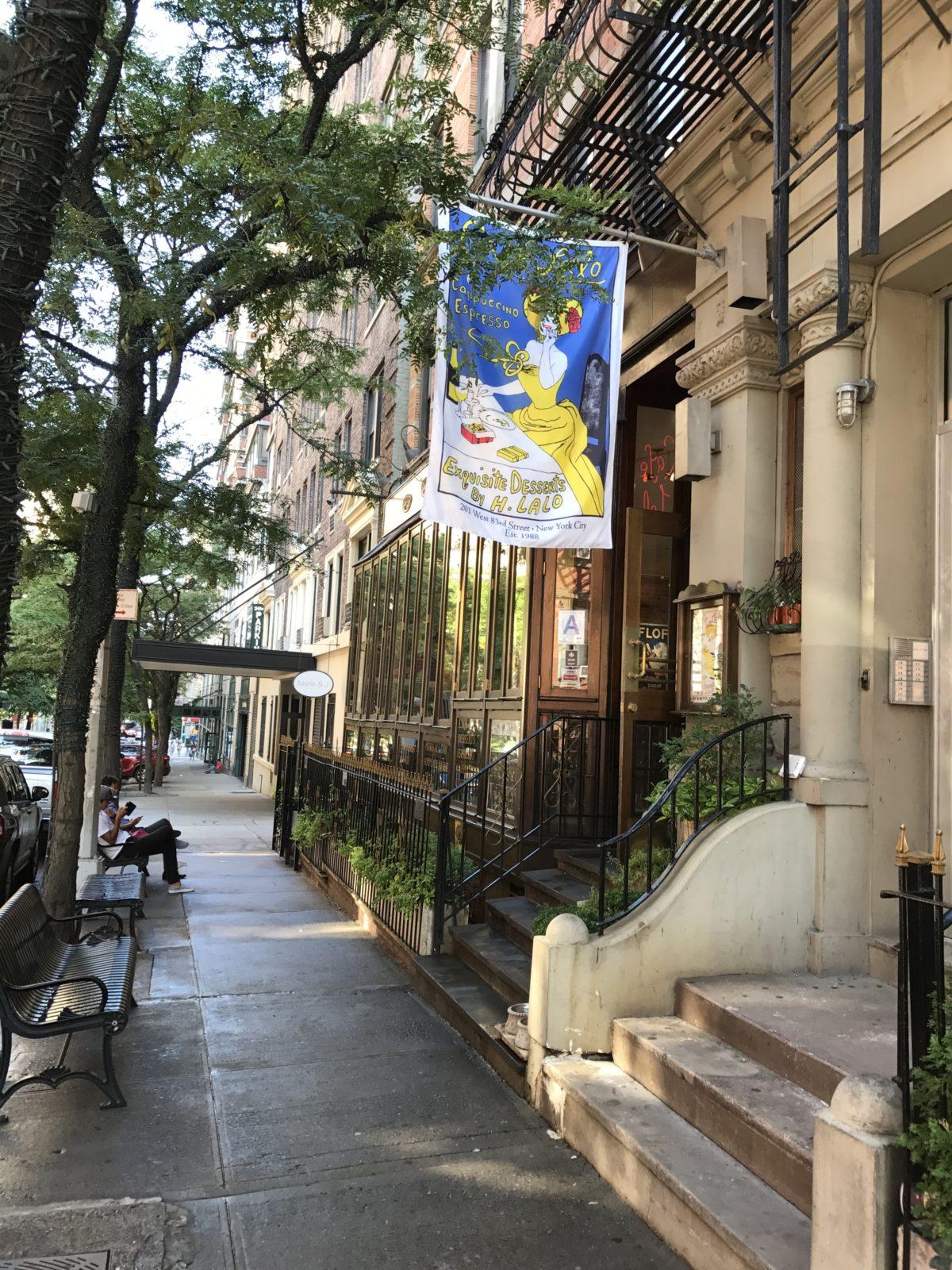 夏休み2017~アメリカ旅行!~ニューヨークpart3アッパーウエストサイドおしゃれカフェ対決